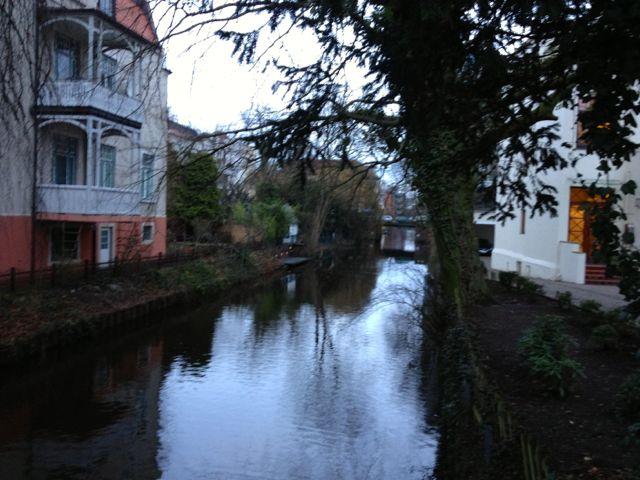 Day 87_canal near Karlstraße
