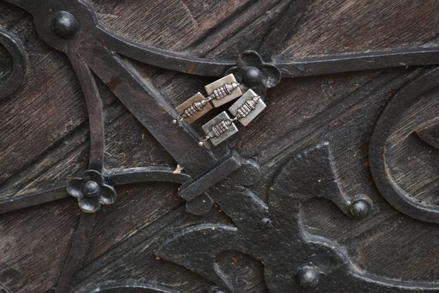 Day 100_church_Bei St Johannis_Césarée earrings