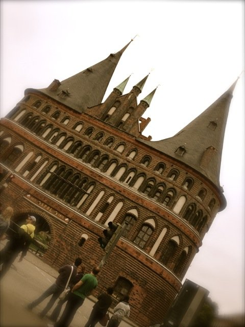 Lübeck_city gate
