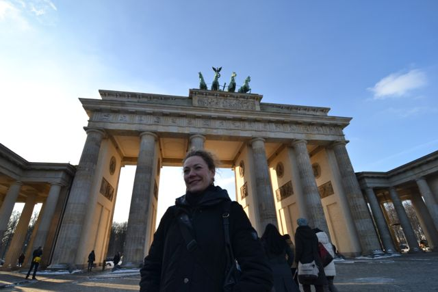 Brandenburg Gate_Jan 2013