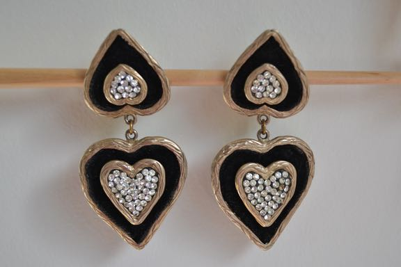 vintage Jacky de G earrings