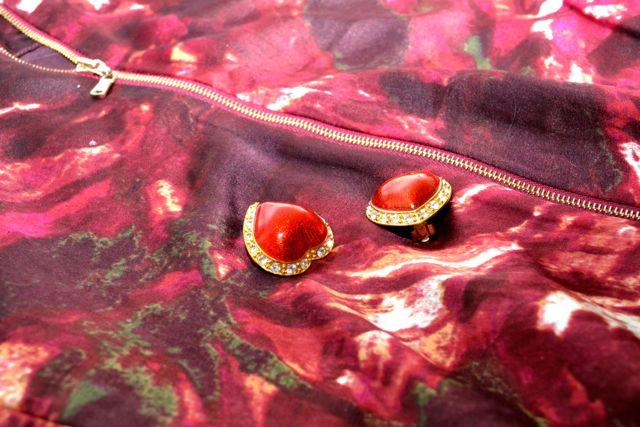 Day 91_Valentine's earrings_still life