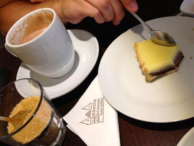 Abessa_Schokolade und Kaffee_chocolate and coffee pause_Lübeck
