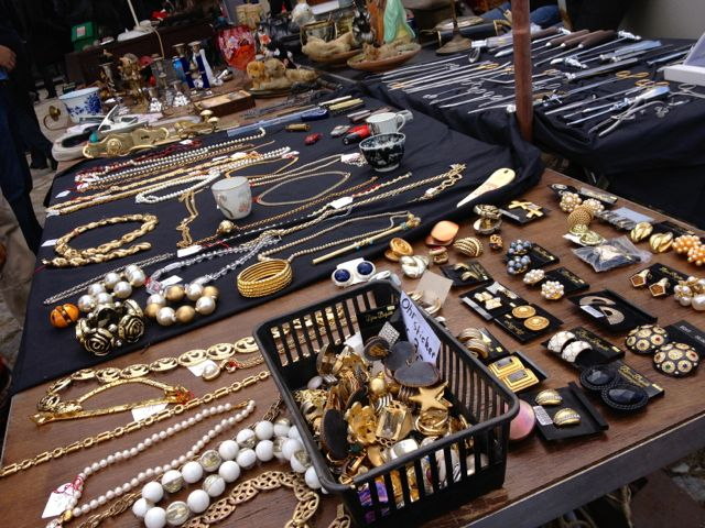 Museum der Arbeit_Flomarkt_vintage jewelry_Germany jewelry