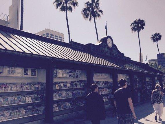 Santa Monica Promenade
