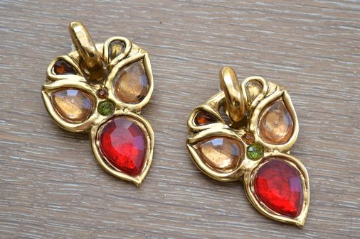 vintage Kalinger earrings