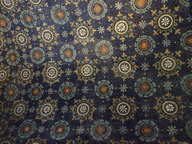 Ravenna_Stone mosaic tiles